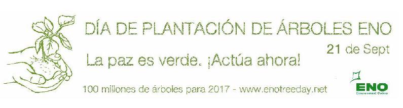 Día de la plantación de árboles ENO - 21 Sept